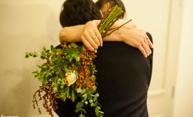 Casamento no Espaço Armazém em SP | Vitor e Marina
