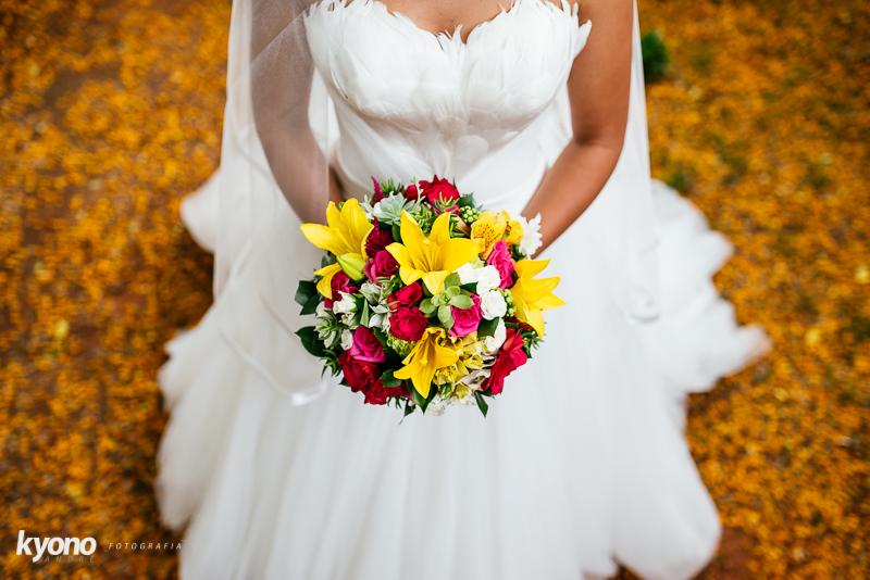 Casamento com Cerimônia da Árvore | Dhully e Jr