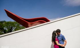 Ensaio Pré Wedding no Parque Ibirapuera São Paulo | Livia e Luis