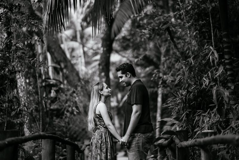 Ensaio Pré Casamento no Jardim Botânico de São Paulo | Dri e Henrique