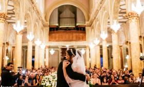 Casamento na Igreja do Calvário SP | Chris e Samuel