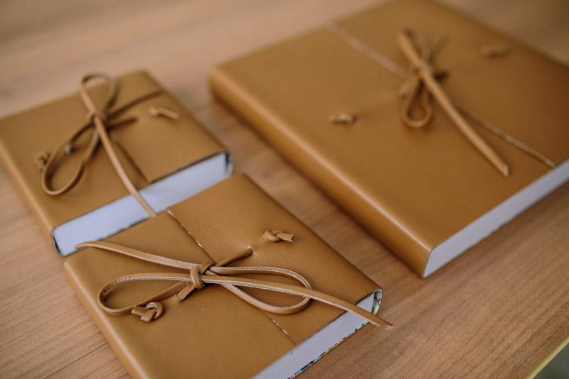 Álbum de Casamento Capa de couro envelope (1)