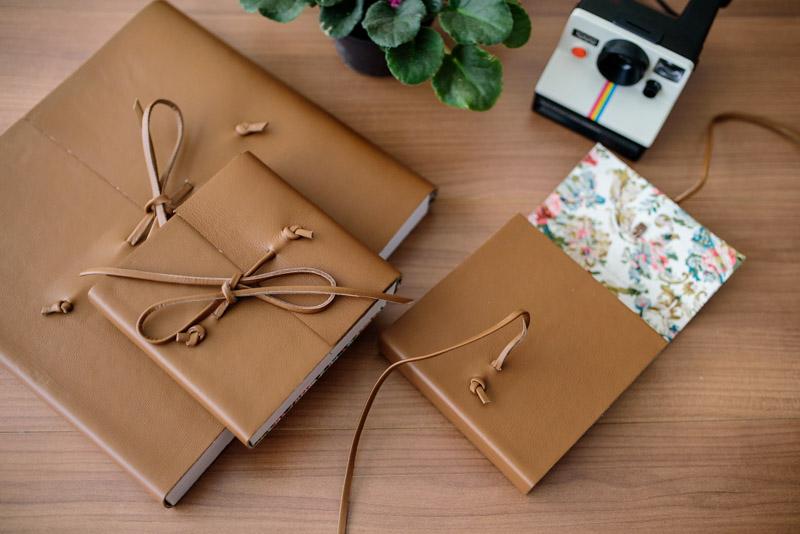 Álbum de Casamento Capa de couro envelope (10)