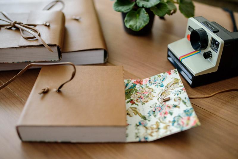Álbum de Casamento Capa de couro envelope (11)