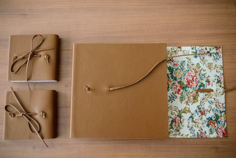 Álbum de Casamento Capa de couro envelope (3)