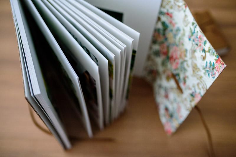 Álbum de Casamento Capa de couro envelope (7)
