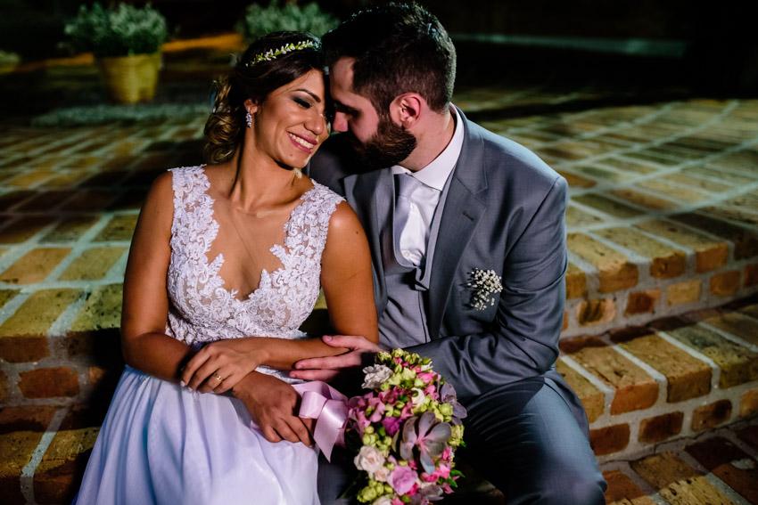 Casamento com Cerimonia do Baú | Recanto Feliz Jundiaí | Dani & Igor