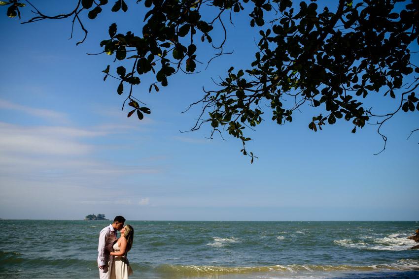 Ensaio Pre Casamento na Praia (2)
