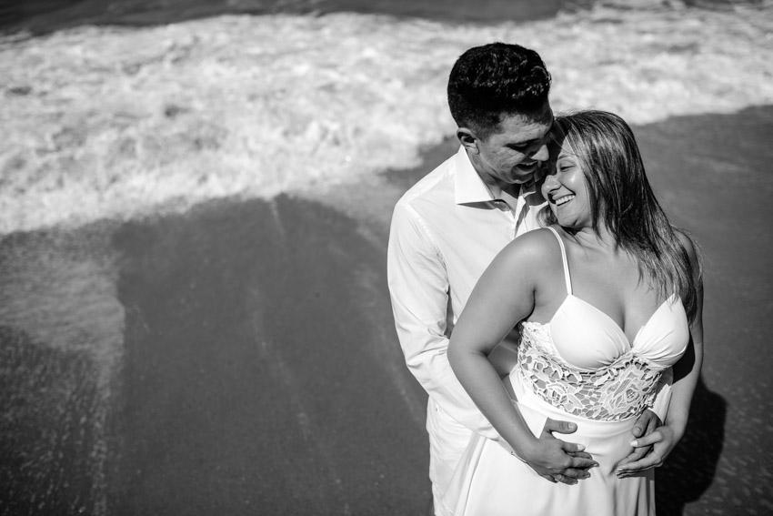 Ensaio Pre Casamento na Praia (4)