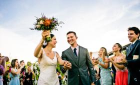 Casamento no Vila Bella Eventos em Vinhedo | Puli e Pedro